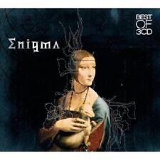ENIGMA - BEST OF  3 CD  40 TRACKS  INSTRUMENTAL POP  NEW+