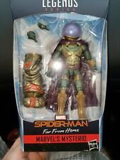 """Marvel Legends Spider-Man Mysterio Action Figure 6"""" BAF New Far From home"""