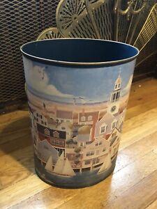 Pixie products maritime wastebasket