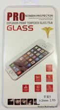 NEW 100% GENUINE TEMPERED GLASS FILM SCREEN PROTECTOR FOR APPLE IPHONE 5/5s