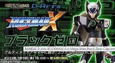 New Bandai D-Arts Rockman Black Zero Painted