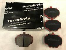 Terrafirma Premium Land Rover Defender 90 Disco1 Rear Brake Pads SFP500190TF