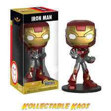 Spider-Man: Homecoming - Iron Man Wobbler Bobble Head(RS)