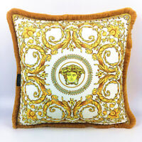 Luxury Italian Vintage Medusa Baroque Art Fall Throw Pillows Craig Cushion Cover