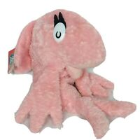 """NWT Kohls Cares Dr Seuss The Cat in The Hat Pink Fish Plush Stuffed Animal 15"""""""