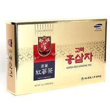 Anti Stress Fatigue Korean Red Ginseng Extract Root Tea 3g X 100 Bag