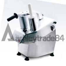 New Food Processor Commercial Vegetable Cutter Vegetable/Fruit Slicer 220V