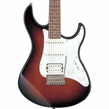 Guitarras eléctricas Yamaha sunburst