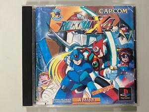 ROCKMAN X4 megaman LIMITED PACK [ Sony PlayStation 1 PS ] Japan No benefits