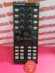 Controlador para DJ Traktor Kontrol X1 MK2 Black Segunda Mano