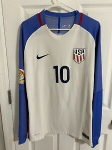 2016 COPA AMERICA USA soccer jersey Match worn NAGBA Player issue shirt