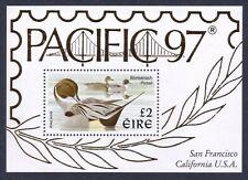 "IRELAND 1997 ""Pacific '97""- £2 Duck on MNH Mini Sheet - Cat £6.50 - (33)"