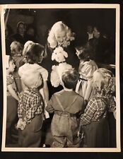 MARY HARTLINE SHOW,Mary & Lamb, Chicago,Illinois,1950's,Personalized Autograph