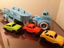 Green Toys Transport co ~ Excellent!! 3 Cars