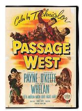 Passage West 1951 DVD - John Payne, Dennis O'Keefe, Arleen Whelan