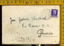 Regno Marina Navigazione nave piroscafo postale Italiano  F 080 Orazio