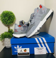 Adidas Nite Jogger 3M (Reflective) Grey Three / Grey Three / Sz 8.5