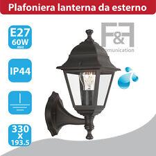 LAMPADE A MURO PER ESTERNO, LUCE DA PARETE, LANTERNA PER GIARDINO NUOVA