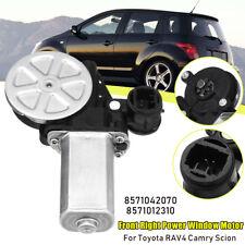 Front Right Passenger Power Window Motor For Toyota RAV4 Camry Scion 8571042070