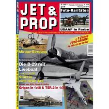 JET & prop 2/14 AEREO MODELLISMO LUFTWAFFE HEINKEL Junkers MIG BF 109 g-6 BAC
