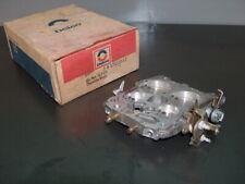 1984 Chevy Pass Car V8 GM NOS Delco Rochester 4BC Throttle Body Base 17110112