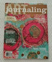 Art Journaling Magazine Jan Feb March 2021 200+ Journal Pages Stampington & Co.