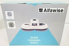 Alfawise Robotic Window Cleaner Automatic Glass Cleaning Robot - Brand New