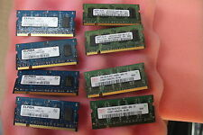 2 x 1GB = 2GB DDR2 PC2-6400 PC6400 Laptop RAM Memory PC5300 PC4200 SODIMM