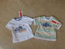 2 x Babyshirt, T-Shirt Gr.56 Kanz  Junge