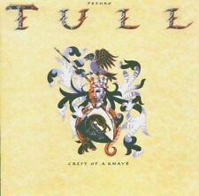 *NEW* CD Album Jethro Tull - Crest of a Knave (Mini LP Style Card Case)
