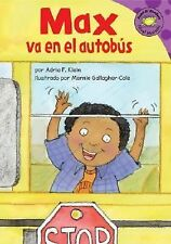 Max va en el autobus (Read-It! Readers: Nivel Morado) (Spanish-ExLibrary