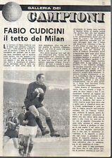 MA111-Clipping-Ritaglio 1969 Fabio Cudicini