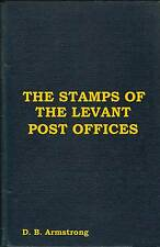 STAMPS OF LEVANT POST OFFICES POs Inc Austria Russia Germany GB France Italy -CD