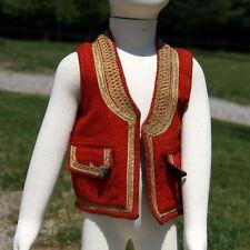 (CHILD) BellyDance Afganistan WASKART (Vest) 795c6