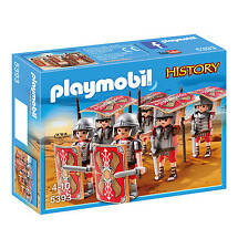 Playmobil 5393  Roman Romans Turtle Formation   NEW / SEALED 2016