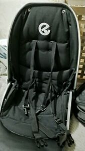BabyStyle Oyster 2 Max Pram Stroller Upper / Main Seat & Straps ONLY