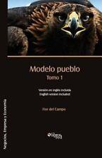 Modelo Pueblo. Tomo 1 by Flor Del Campo (2014, Paperback)