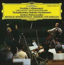 Dvok: Cello Concerto in B Minor, Op. 104 / Tchaikovsky: Variations on a Rococo T