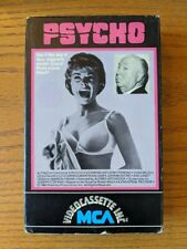 Alfred Hitchock PSYCHO | Betamax Tape / NOT VHS | RARE Risque Cover | Horror