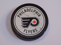 Philadelphia Flyers PA NHL Official Hockey Puck Viceroy Canada Vintage Old Logo