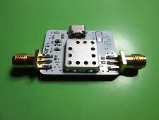 Ultra Linear Low Noise Amplifier PGA-103 10MHz - 2GHz LNA Gain > 20dB; NF 0.5 dB