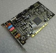 Original Genuine Creative Labs SB0350 Sound Blaster Audigy2 ZS PCIe Sound Card