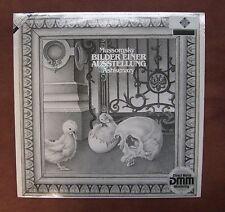 Mussorgsky: Bilder Einer Ausstellung (Pictures at an Ex.) LP Ashkenazy Decca 83'