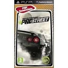 PSP Need for Speed ProStreet and Factory