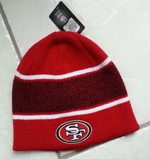 NFL  47 Forty Seven Brand San Francisco 49ers Team Headwear One Size Red  Beanie aed590627