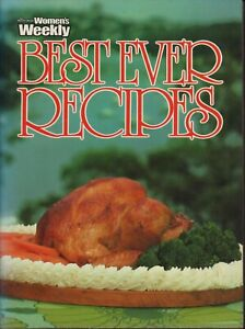 Women's Weekly - BEST EVER RECIPES VG to NEW COND - ORIGINAL 1976 ED - FREE POST