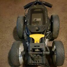 Sun Mountain Micro Cart 4-Wheel Collapsible Push Cart w/ cupholder