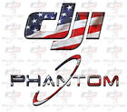 Patriotic DJI Phantom Custom Graphics - Includes 4 Decals