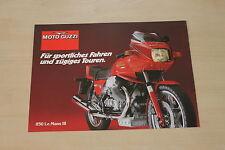169425) MOTO GUZZI 850 LE MANS III PROSPEKT 198?