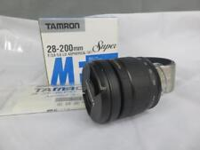 Tamron 28 - 200 MM F/3.8 - 5.6 LD Aspherical (IF) Lens for MF Cameras